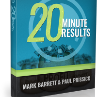 20 Minute Results by Mark Barrett Review - Fantastic Methods for Getting Paid Without Ever Having to Make A Sale, Perfect for Anyone Struggling with Affiliate Marketing, or Making Sales in general. Extremely Scalable, and Best of All, Works Well Everyday.
