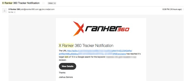 Pro X Ranker 360 by Joshua Zamora