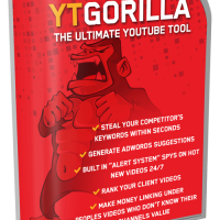YT Gorilla – Diamond Youtube Tool by Chris Fox Review – The Ultimate Youtube Tool to Get 5.38 Million 100% Free Organic Views On YouTube and 57,384 Leads on AutoPilot.