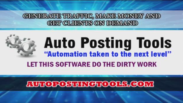 Monthly Facebook, Craigslit, Kijiji Autoposting-Keywords make money