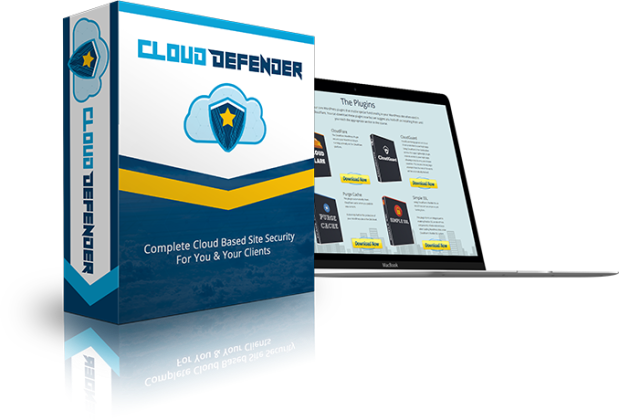 Cloud Defender by Matt Garrett