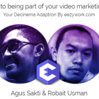 Decinema Adaptron by Agus Sakti Review-You'll Be Able To Create Sophisticated Videos With No Extra Software Needed. No Matter What Niche You Are In You Can Create Video Marketing For Your Business In Less Than 10 Minutes!
