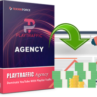 Playtraffic Elite by Cyril Gupta Review-Get Ready For The Video Traffic Boom! Playtraffic Makes It Incredibly Easy To Get Traffic From Playlists. The YouTube Intelligence Hack That Gets You Premium Traffic Even If You're New!
