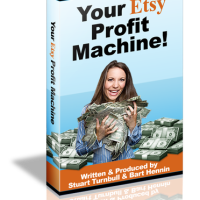 Your Etsy Profit Machine! Gold Package by Stuart Turnbull Review-Your Etsy Profit Machine!  Turn Etsy Into Your Own Personal Goldmine Today! This is Totally Newbie Friendly!