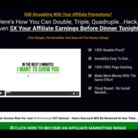 Affiliate Funnels - Main Offer by JP Schoeffel Review-We've Packed 12 Years Of Saas Development Experience, 100s Of Product Launches, 100s Of Affiliate Promotions Into An Easy To Use Affiliate Marketing Platform That Will Disrupt The Affiliate Industry Forever!
