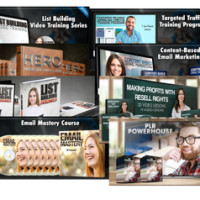 Viking PLR Video Marketing by Steven Alvey from Warlord Entrepreneur Review-The Most Beautiful Thing They've Ever Seen To Get Them To Opt-In Or Buy, But It's Gotta Look Great On The Inside Too So They'll Keep Coming Back For More.