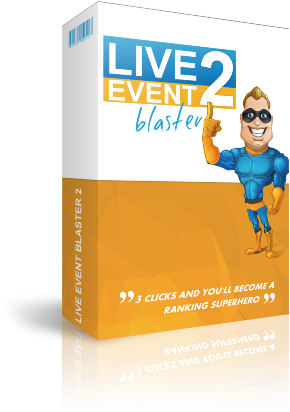 Live event blaster 2 coupon code jv top sales live event blaster 2 by tom yevsikov malvernweather Choice Image