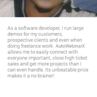 AutoWebinar X by Neil Napier Review-Get Highest Show Up Rates In Any Niche and Triple Your Profits By Running Just In Time Webinars. Invite Unlimited Attendees Without Any Caps On The Number People Who Can Register!