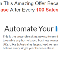 Lead Simplify by Mike Martin Review – The Groundbreaking New Software Designed by Experts in Lead Generation Business that Will Give You a Clear Advantage Over Your Competitors, Improve the Performance, and Automate the Lead Sales Process in Your Business