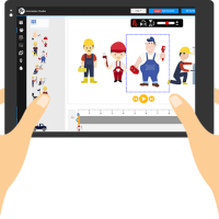 AnimationStudio Commercial by AnimationStudio Review – The All-in-One Easy and Quick Solution to Create Professional Quality 2D Animated Explainer Videos in Any Language using Done-for-You Templates from the Hottest Niches with Cutting-Edge Voiceover Technology