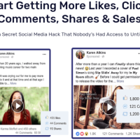 SociJam System by Cindy Donovan Review-Secret 1 Minute Trick To Turning Your Basic Facebook Post Into Profits. Start Getting More Likes, Clicks, Comments, Shares and Sales!