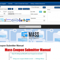 Mass Coupon Submitter PRO V2 by Richard Key Review – The Best Internet Marketing Solution System to Multiply Your Marketing Results, Get More Traffics into Your Sites and Make More Sales by Automating Your Business Campaigns