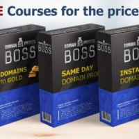 Domain Profits Boss Sale by Gene Pimentel Review-All Five Courses for The Price of One. This Course will Help You to Domain Flipping. Domain Flipping Is One Of The Most Profitable And Stable Businesses Online and Now You Can!
