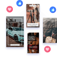 Storymate Luxury Edition by Luke Maguire Review-The Only Story Software You Will Ever Need. Allowing You To Create Viral Stories From Highly Professional, Custom Templates, Post Them Instantly,Watch The Traffic and Sales Come In.