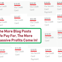 Bloggii by Stefan Ciancio Review-The Key to Passive Profits with Free Traffic. How We Turn $5 Blog Post We don't Write into $300-$1,000+ Each. This is Totally Easy and Newbie Friendly!