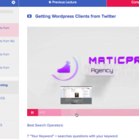 MaticPress Agency by Ben Murray Review – The Best All-in-One Software Package Containing All Software That You Need to Create and Manage Your Own Highly Profitable and Easy-to-Setup WordPress Agency Business in Quick and Easy Process