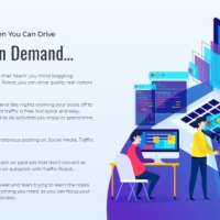 Traffic Robot 2.0 - Platinum Edition by Billy | David | Justin Review – The Revolutionizing Way of Doing Traffic Gathering Campaigns for Online Businesses by Using AI-powered Robot that will do All Necessary Works for You Automatically