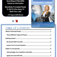 [New Quality] Ignite Your Personal Power 275+ Piece PLR Pack (Personal Power FE) by JR Lang Review - That's A Massive 275 + Pieces Of The Highest Quality Content That You Can Be Proud To Share With Your Audience.