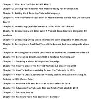 YouTube Ads 2019-20 Success Kit PLR by Dr. Amit Pareek Review – Our Step-by-Step Exclusive Training Is Going To Take You and Your Customers By The Hand and Show You How To Get Some Amazing Marketing Results In The Shortest Time Ever.