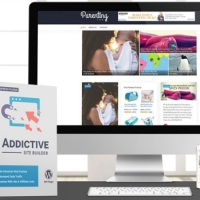 Addictive Site Builder - WordPress Plugin + Theme by Igor Burban Review – Say Goodbye To Feeling Frustrated and Lost And Hello To Your New 100% Automated Site. This is So Easy and Newbie Friendly!