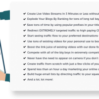 1st Page Ranker FE by Ali G Review – The #1 Live Streaming, Traffic Getting, Instant Video Ranking, Cloud Based App On The Internet. Easy Enough For Newbies, Yet Powerful Enough For The Most Advanced Marketer!
