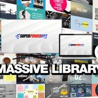SuperPowerPPT Membership by Nelson Long Review - A Massive Library Of More Than 10,000 Unique Ever-Growing Animation Slides That Comprises Of Creative Video Templates, Impressive Animated Slides and Many More!