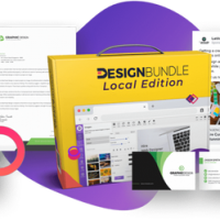 DesignBundle Local and Agency Edition Plus Done for You Agency Kit by Ifiok Nkem Review - DesignBundle Blows Your Competition Right Out Of The Water and Keeps You Ahead Of Everyone Else. Create Stunning Designs For Any Purpose!
