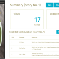 StorieBot - 1st Ever IG Leadbot and Chatbot by Tom Yevsikov and Gaurab Borah Review - Create Stories, Collect Leads and Profit Passively From Instagram Stories In 1 Click. This is Totally Newbie Friendly!