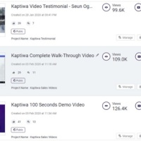 Kaptiwa 2.0 Pro Edition by DotcomPal Review – It's Lighter, Faster And Built With Love For Everyone Who Use Videos Online For Any Purpose. You Can Also Play HD Videos At Lightning Fast Speed Without Any Delay Or Buffering.