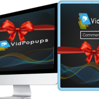 Vid Popups Commercial by Amit Gaikwad Review - The Easiest And Most Powerful Way To Generate Leads And Rapid Growth. Don't Just Work Hard Work Smart, This is So Easy and Newbie Friendly!