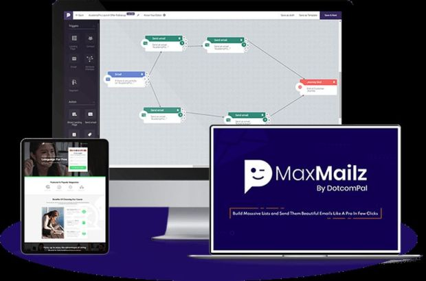 MaxMailz Pro Commercial by Dr. Amit Pareek