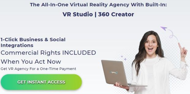 VR Agency 360 by Mario Brown