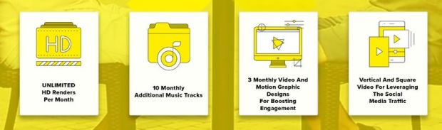 X-Wave Agency Upgrade Yearly by VideoRemix Personalized Video
