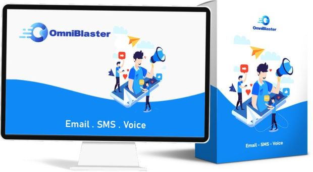 OmniBlaster: eMail - SMS - Voice Marketing Platform by Victory Akpos