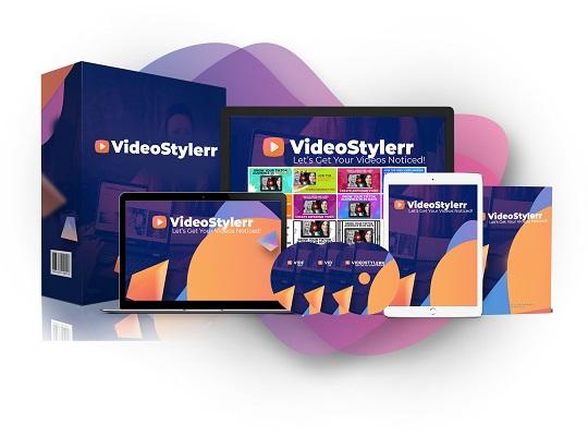 Videostylerr by Jonathan Oshevire