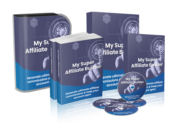 My Super Affiliate Builder Single License by Chris Fox