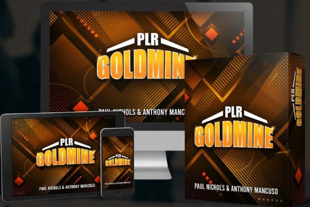 PLR Goldmine by Paul Nicholls