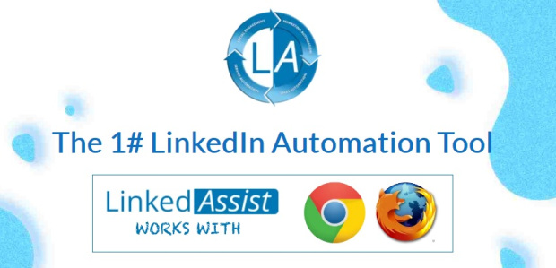 Linked Assist Pro - LinkedIn Automation Tool by Giuseppe Gurrieri