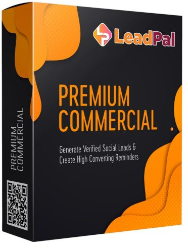 LeadPal Commercial - Generate Social Leads and Reminders by Able Chika
