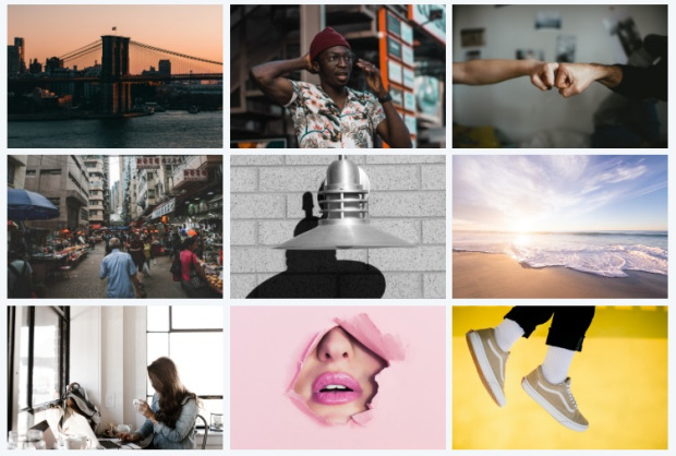 POTOVI Apps - 200k Royalty Free Images by Fahrul and Astroblu