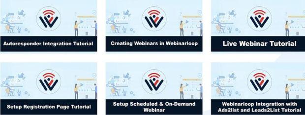 Webinarloop Elite One Time by Cyril Gupta