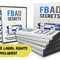 PLRXtreme: FB Ad Secrets by Musemancer - Edmund Loh Review - This Is A Step-By-Step Video Training Created From Experience. I Believe You Can See That By Now, and This Works For Almost Any Business.