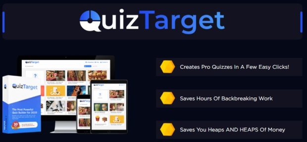 QuizTarget Commercial by Harshal Jadhav