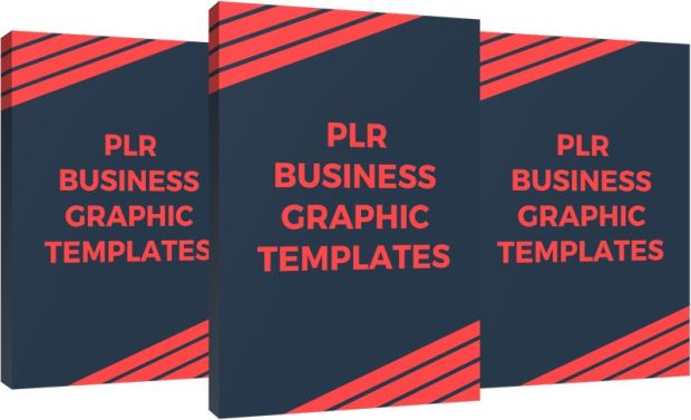 PLR Business Graphic Templates Resell Right by Ivana The