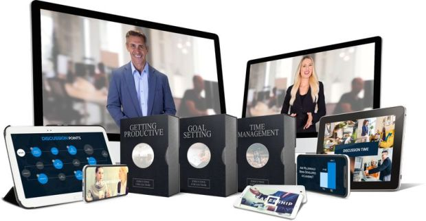 All New Executive Collection PLR by by Steven Alvey