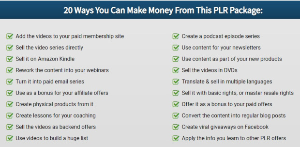 EZ Market Research - PLR Videos by Jason Oickle