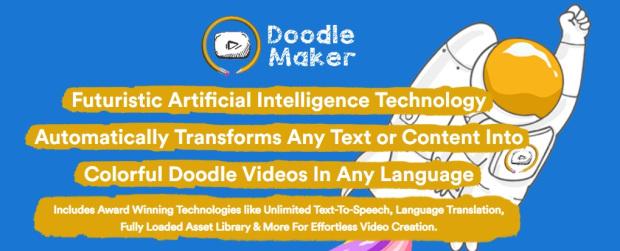 DoodleMaker Enterprise by Paul Ponna & Sid Diwar