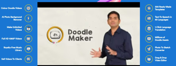 DoodleMaker Enterprise by Paul Ponna & Sid Diwar