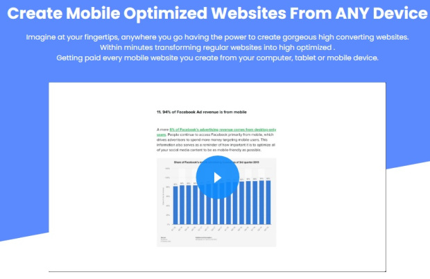 Mobile Pages Agency by AdSightPro