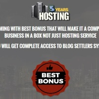 5 Years On Pay Hosting by Adam Jacob Review - We've Created The 1st Hosting Solution Where You Just Pay Once And Get Access  For 5 Years To The Best Cloud Hosting You Can Buy.